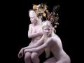 Fabiane e Patricia - Botânica Retratos - Marília Vasconcellos