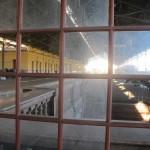 Estação Cultura, no complexo ferroviário: tradição e futuro (Foto José Pedro Martins)