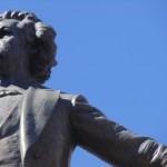Monumento de Carlos Gomes, ícone cultural de Campinas e do Brasil (Foto José Pedro Martins)