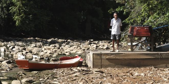 O remador e ex-toureiro que é guardião do rio Atibaia
