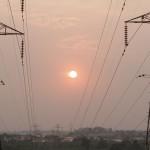 Estiagem em grande parte do país esvazia reservatórios e situação energética é de alerta. (Foto Adriano Rosa)