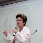 Dra.Silvia Brandalise participará da Mesa no Encontro da ANAMMA em Campinas (Foto Martinho Caires)