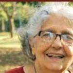 A educadora Lydia Hortélio é estudiosa e divulgadora da cultura da infância. (Foto Divulgação SESC/Campinas)