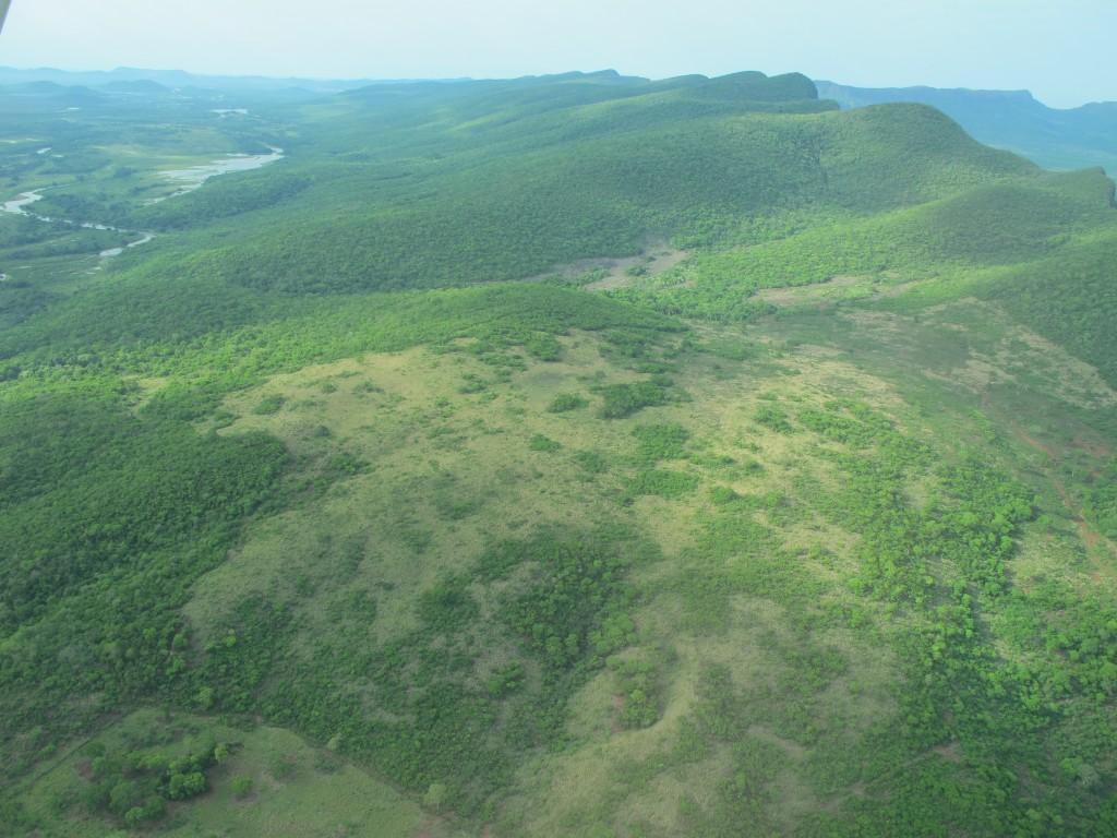 Pantanal, um dos biomas ricos em biodiversidade do Brasil: região enfrenta o drama da hanseníase (Foto José Pedro S.Martins)