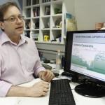 Professor Dr.Antonio Carlos Zuffo, da Unicamp: segurança hídrica depende de novos reservatórios (Foto Adriano Rosa)