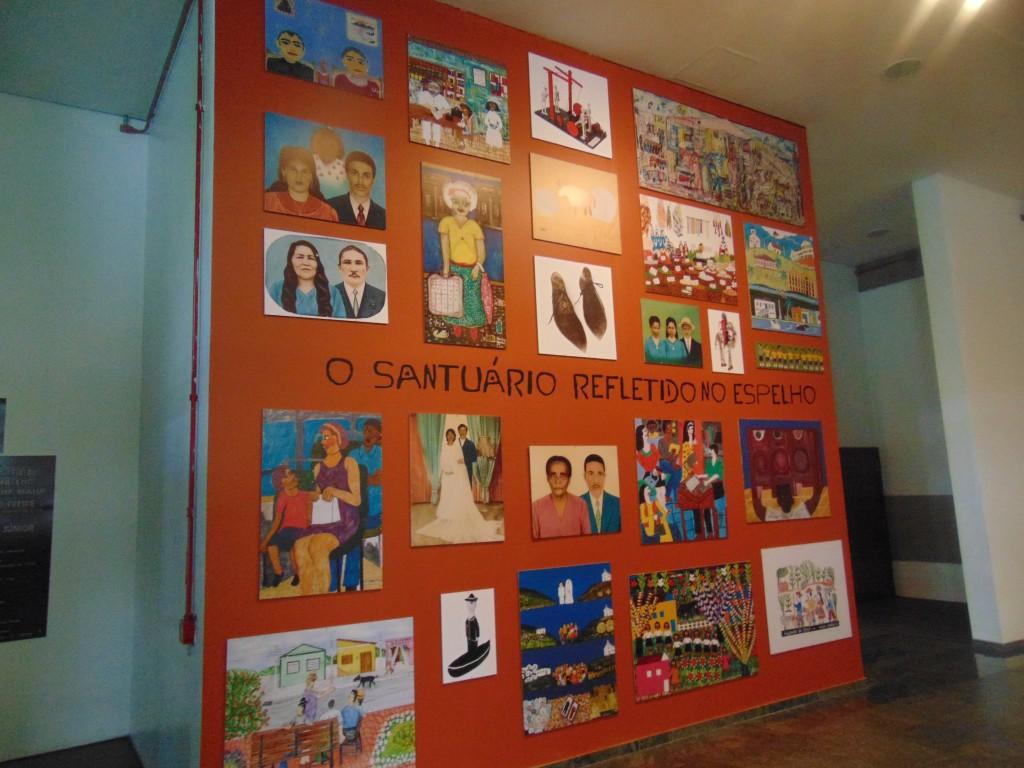 Obras de 81 artistas estiveram expostas na última Bienal Naifs de Piracicaba (Foto José Pedro Martins)