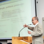 Dr.Carlos Abrahão: pelo Princípio da Precaução (Foto Martinho Caires)