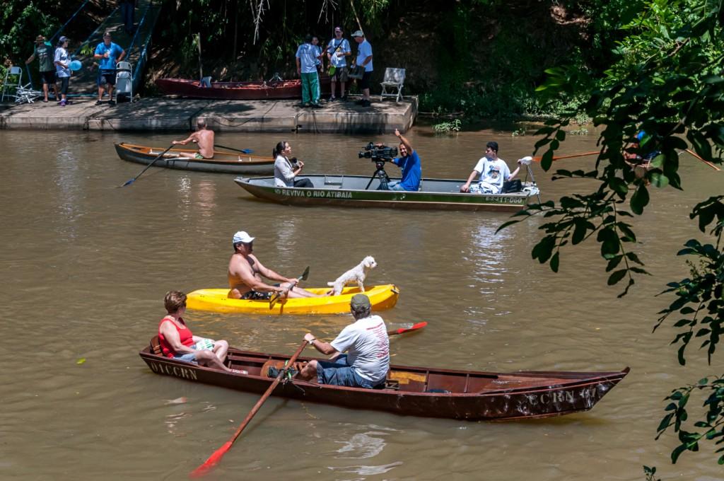 O Reviva o Rio Atibaia é o mais antigo evento ambientalista em atividade em São Paulo: pela vida