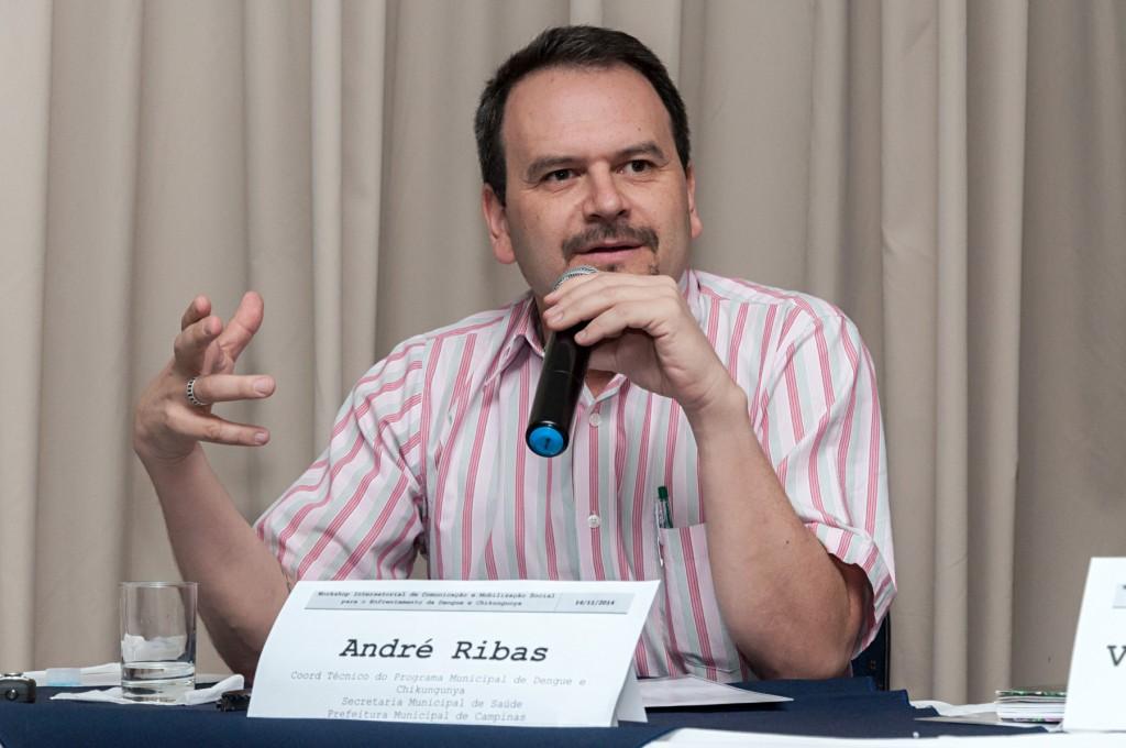 Dr.André Ribas Freitas: toda a cidade precisa estar unida