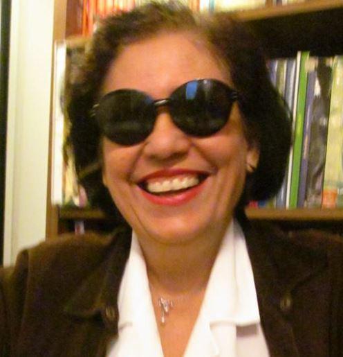 """Ana Claudia Dantas: """"Era um encantador de palavras"""" (Foto Arquivo Pessoal)"""