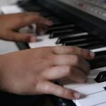 Música, arte, fundamentais para o desenvolvimento integral das crianças (Foto Adriano Rosa)