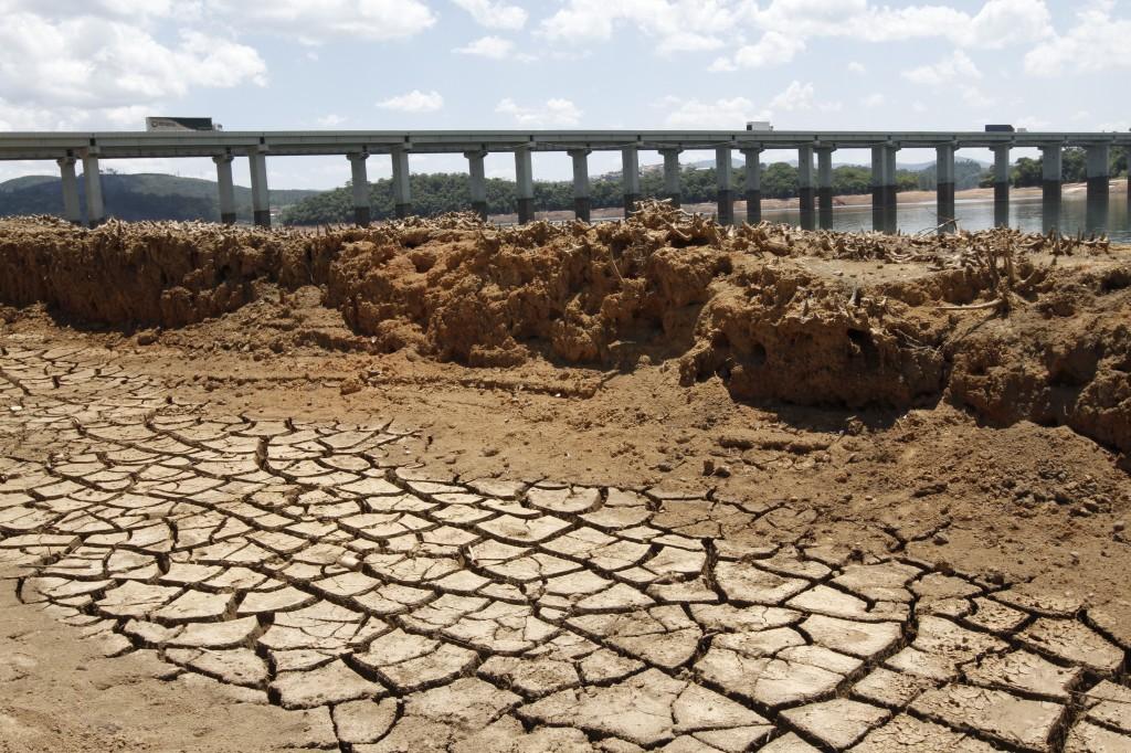 Cantareira no auge da crise hídrica: nova outorga será definida até maio de 2017 (Foto Adriano Rosa)