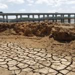 Sistema Cantareira no auge da crise hídrica de 2014-2015: abastecimento em risco na região mais rica e populosa do Brasil (Foto Adriano Rosa)