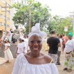 Dra. Alessandra, a líder da Comunidade Jongo Dito Ribeiro: é preciso avançar muito para a igualdade de fato (Foto José Pedro S.Martins)