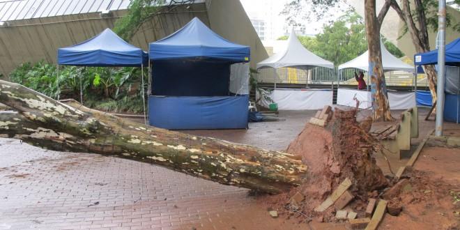 Defesa Civil de Campinas redobra alerta com fortes chuvas e usa sistema projetado pelo INPE