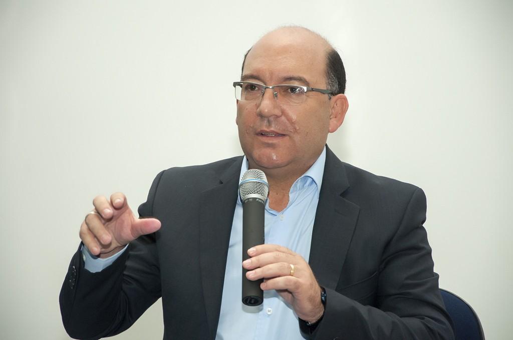 Prefeito Jaime Cruz: aproximação entre o político e a ciência