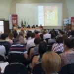 Constituído em novembro, o Movimento Nacional teve sua primeira participação pública no Colóquio de Campinas (Fotos Martinho Caires)