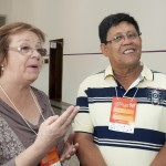 Maria de Lurdes e José Luiz Amâncio, família acolhedora pioneira em São Bento do Sul: afeto (Fotos Martinho Caires)