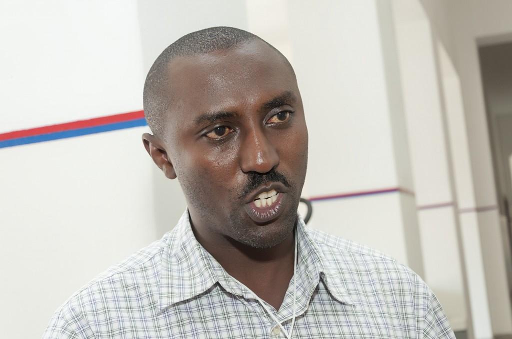 Chaste Uwihoreye, de Ruanda, um país em franco processo de reconstrução, procurando proteger os órfãos do genocídio