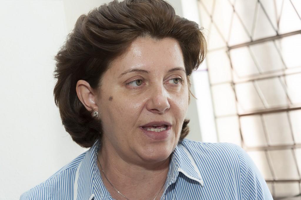 Lyudmila, da Rússia: atenção forte para crianças com deficiência