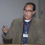 Professor Mohamed Habib: interesses econômicos e políticos impedem que agenda ambiental seja prioridade (Foto Martinho Caires)