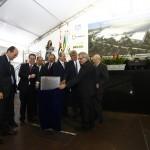Lançamento da pedra fundamental do Projeto Sírius, em Campinas (Fotos Divulgação LNLS)