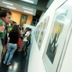 Abertura da I Semana do Quadrinho Nacional levou grande público à Biblioteca Municipal de Campinas (Fotos Martinho Caires)