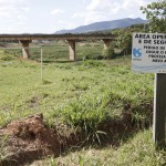 Cantareira quase seco em janeiro de 2015: a imagem da crise hídrica (Fotos Adriano Rosa)