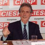 José Nunes Filho, diretor do CIESP Campinas (Foto Roncon & Graça Comunicações)
