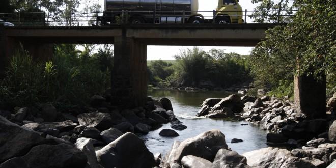 Vazão do rio Atibaia próxima do limite crítico para abastecimento em Campinas