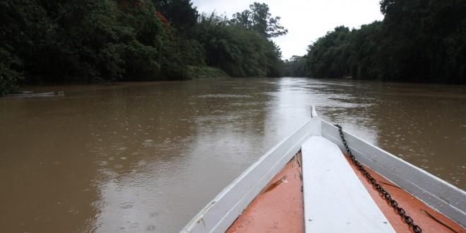 Vazão do rio Atibaia em Campinas cai 13 mil litros por segundo em um dia