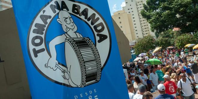 Tomá na Banda comemorou 30 anos de legítimo Carnaval de rua em Campinas