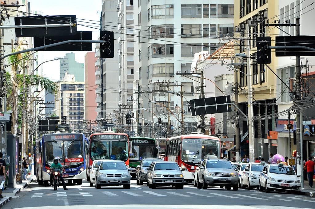 Principal via da cidade, avenida Francisco Glicério será totalmente remodelada