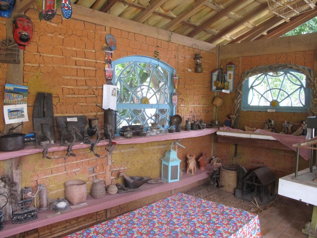 Museu Caiçara contribui com a preservação da cultura local