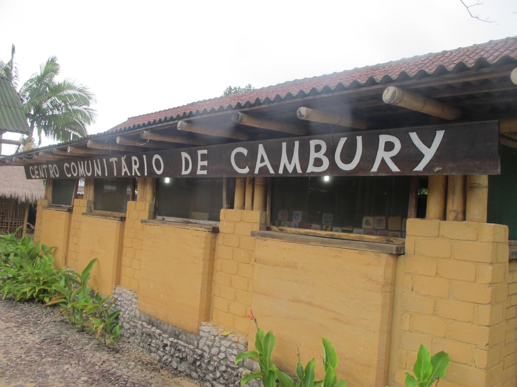 Comunidade de Cambury tem uma parceria sólida com a base do Tamar em Ubatuba