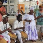 Jongo: uma das expressões da Cultura Viva do Brasil (Foto José Pedro Martins)