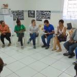 """Reunião do PorAmérica na Cooperativa """"Antônio da Costa Santos"""", em Campinas (Foto José Pedro Martins)"""