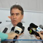 Jonas Donizette, reeleito prefeito de Campinas (Foto Martinho Caires)