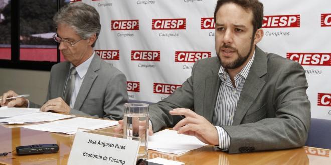 """Indústria de Campinas adverte para crise e quer que o governo """"faça a sua parte"""""""