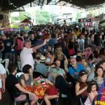 Uma das últimas edições do Mercado Mundo Mix Campinas: milhares de pessoas vivendo a economia criativa (Foto Martinho Caires)