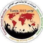 Logo do FSM 2015 em Tunis