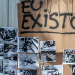 Manifestação artística pelos direitos e dignidade das pessoas em situação de rua, no centro de Campinas (Foto Martinho Caires)