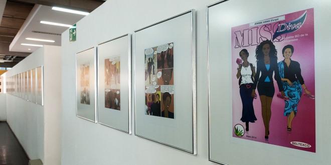 Exposição de HQ em Campinas ajuda a quebrar mitos sobre a África