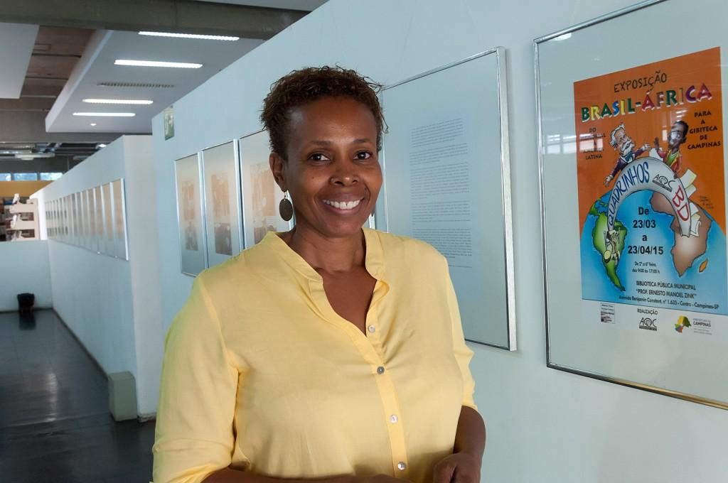 Suze Elias: HQ africanos têm alta qualidade e promovem questionamentos