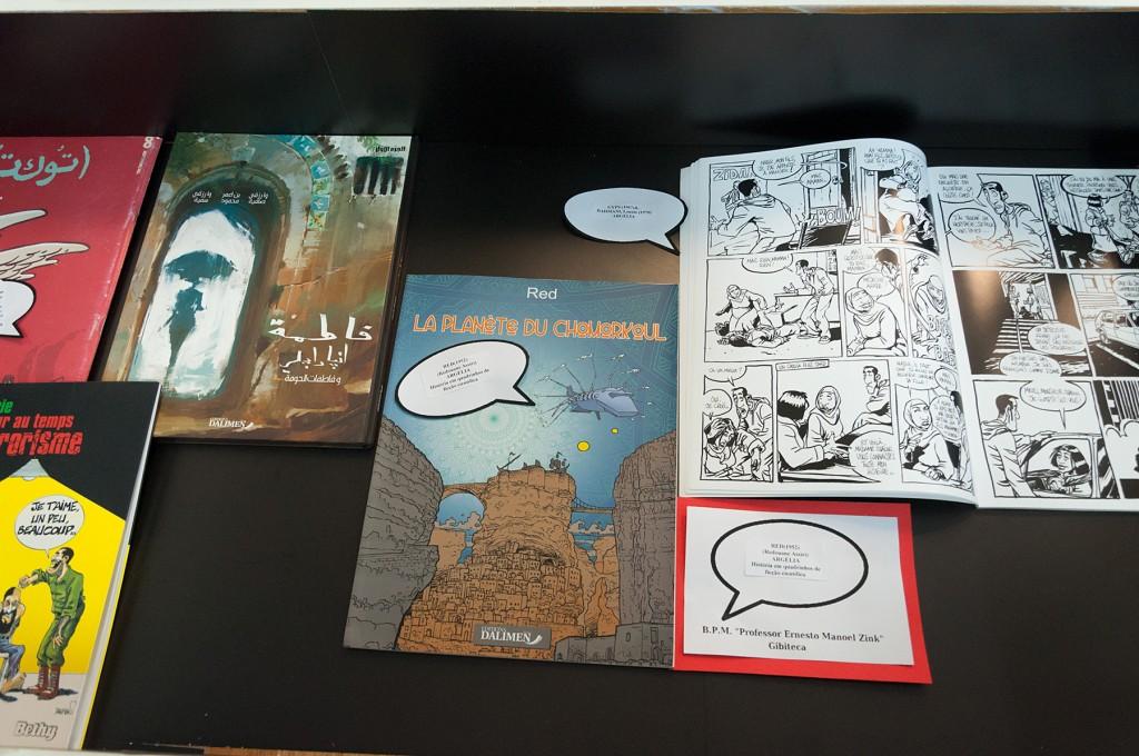 Exposição apresenta um amplo painel sobre quadrinhos na África