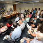 Vinte e cinco assembleias do Orçamento Participativo foram realizadas no ano passado