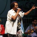 Areluce Santos: voz do samba na Virada Cultural de Campinas (fotos Adriano Rosa)