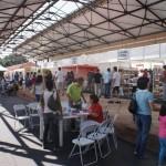 O espaço CIS Guanabara realiza diversos tipos de eventos culturais, entre eles o Festival Internacional de Leitura de Campinas (FILC) - foto - e a feira cultural deste sábado, dia 30/05     Crédito foto: Divulgação