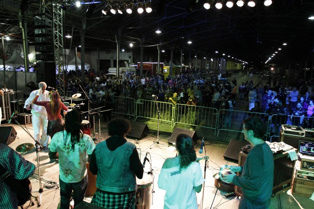 Estação Cultura na Virada de Campinas: ecletismo e diversidade