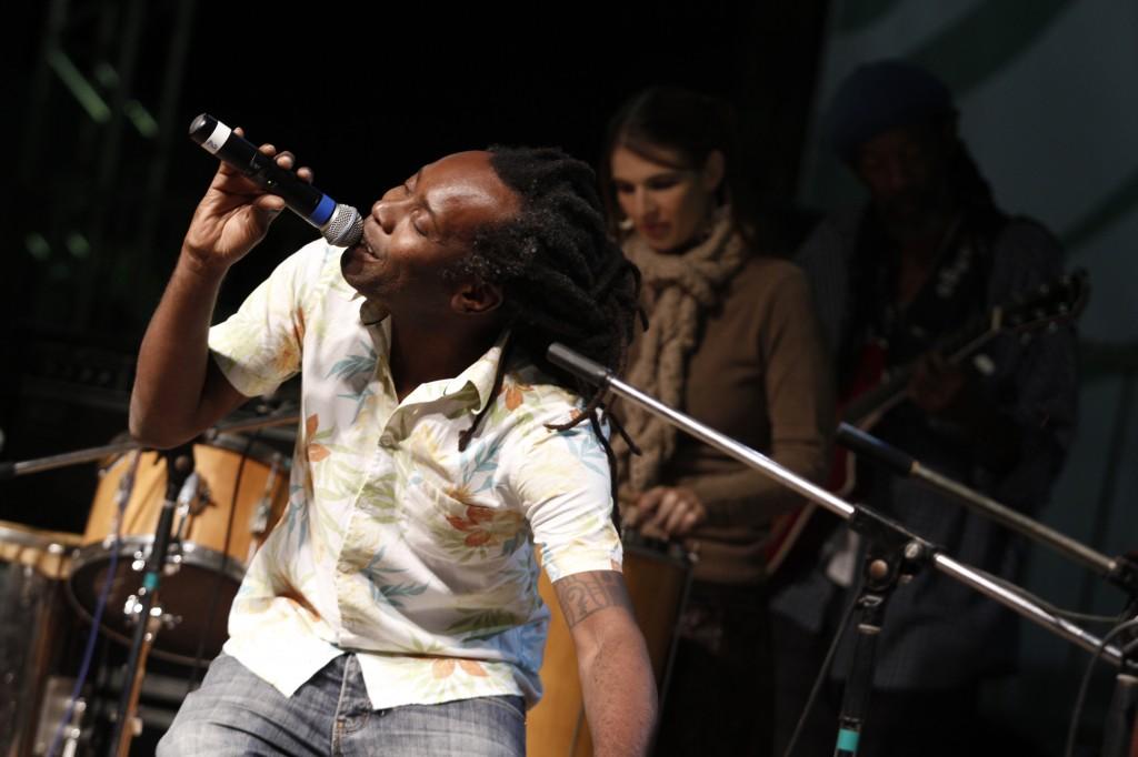 Cesão do Saci Crioulo: show com raízes negras